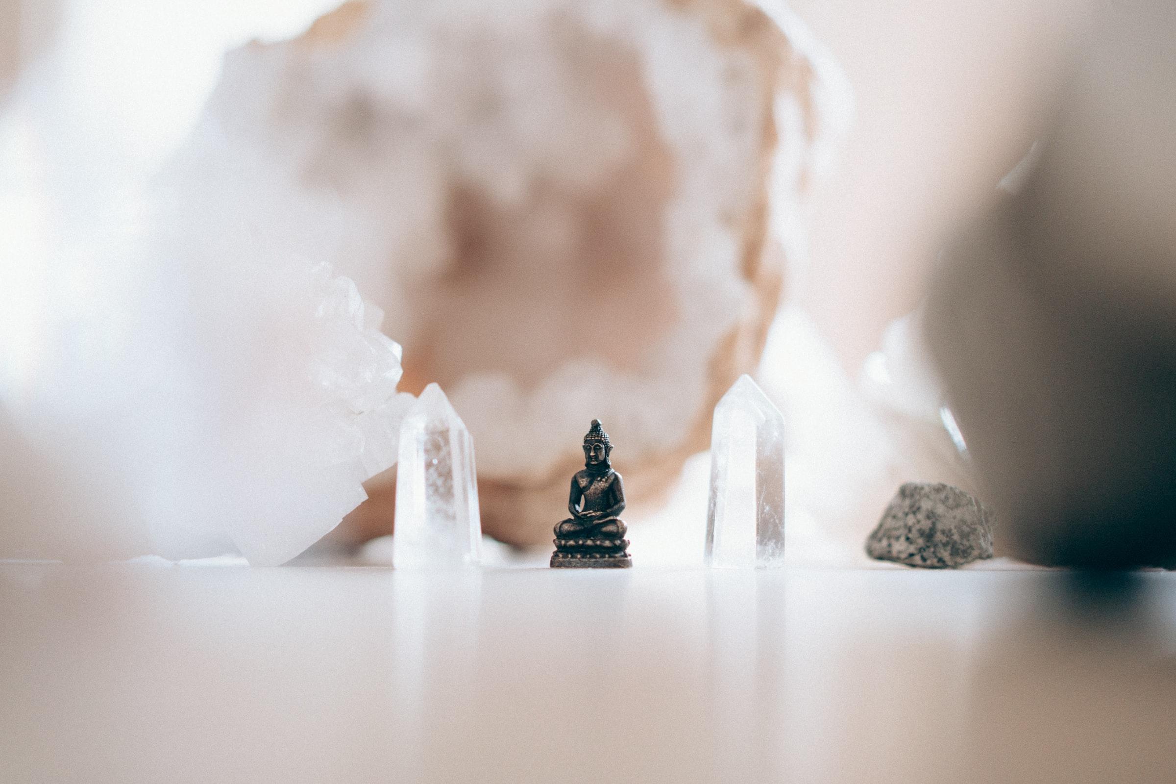 buddah crystal